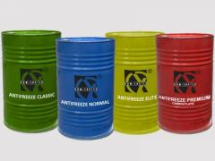Antifreeze 220 kg, Cuba, tanker bulk, Antifreeze 220kg barrels