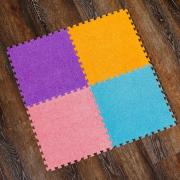 Children's play Mat-puzzle game with a pile, soft and warm floor for re