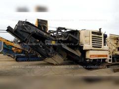 Crusher METSO LT1110 , 2013, 7450 m/h, from Europe