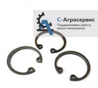 External retaining rings GOST 13942 86