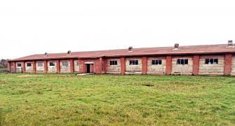 Farm and 550 hectares in the Kaluga region