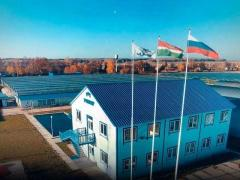 For sale agricultural complex with greenhouses in 63 km from Moscow