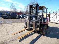 Forklift Hangcha CPCD50 5 MT, 2013, 2800 m/h