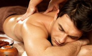 In the massage parlor required girls for a permanent job