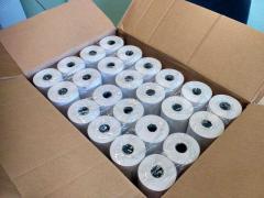 Куплю кассовую (чековую) ленту, термо, 57 мм и 80 мм