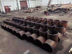 Manufacture and sale of rolled metal products with delivery across Russia