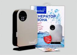 Multi-function household ozone generator, ionizer Ozonbox AW700 from