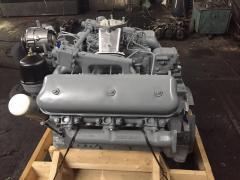 The individual Assembly engine YAMZ 236М2