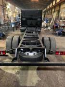 Удлинение рамы автомобилей, изготовление фургонов