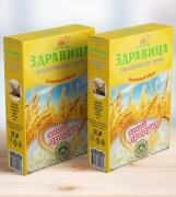 Зерновые каши серии ЗДРАВИЦА, диетическое питание